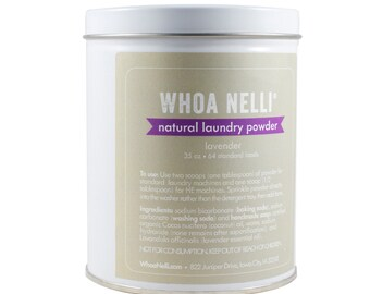 Natural Laundry Powder - Lavender