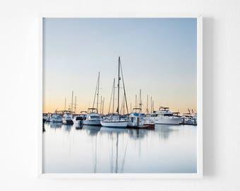 Nautical Photography, Landscape Photography, Ship Photograph, Nautical Decor, Digital Download, Original Fine Art, Photograph