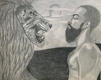 Facing Fears as a Black Man