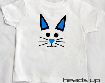 Easter Shirt Toddler Boy - Bunny t shirt Baby Boy - Bunny Bodysuit Baby - Toddler Easter Bunny t-shirt - Easter Shirts for Kids - Bunny Tee
