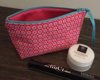 Petit Pan fabric make-up bag