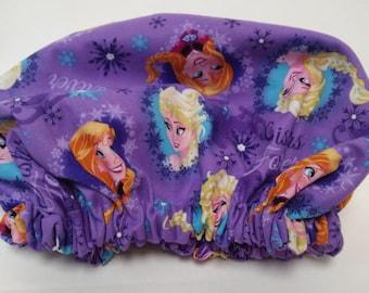 Disney Frozen Satin Bonnet