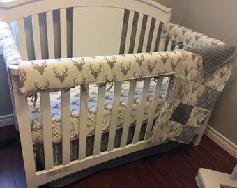 Custom Crib Rail Covers
