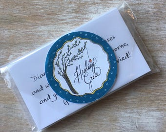 Personalized Healing Scripture Cards
