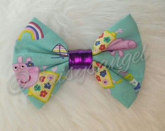 Peppa The Pig Bow