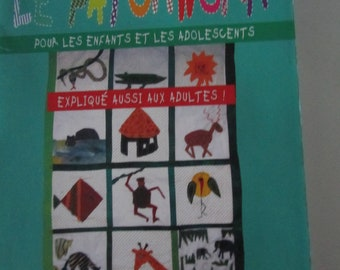 """Book """"Quilting for both children and teenagers"""" explained as adults"""