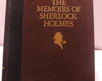 The Memoirs of Sherlock Holmes hard cover