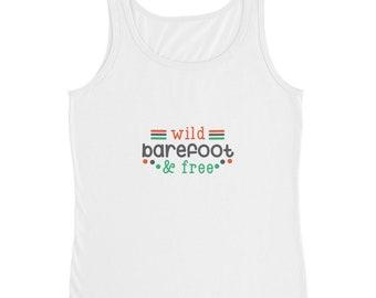 Wild Barefoot & Free Ladies' Tank