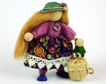 Waldorf Bendy Doll