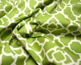 Lovely Lattice Jungle Waverly Fabric