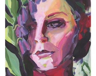 "Fine Art ""Lily"" Print"