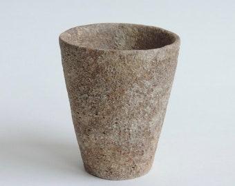 Tumbler, 'Sandstone & Moraine,' MI_191