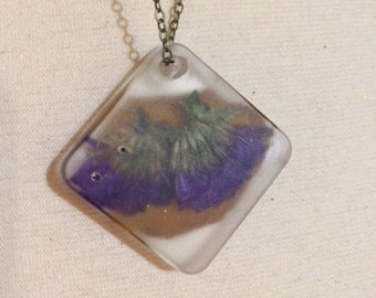 Remembrances of yours Necklace