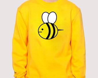 Bee Sweatshirt and T-shirt