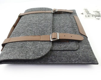 Gift felt 13 inch Macbook Pro sleeve, Macbook 13 sleeve, Macbook 13 case, Macbook Pro sleeve, macbook case, Laptop sleeve Laptop case 008