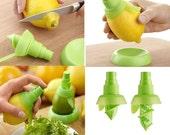 Lemon watermelon Juice Sprayer 3pcs/lot  Citrus Spray Hand Fruit Juicer Squeezer Reamer Kitchen cooking Tools