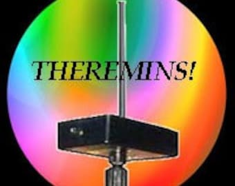 THEREMIN       No Soldering