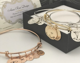 jewelry package bracelets gold full bangle silver product charm rose bangles open christmas pandora sterling for gifts