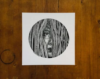 "Fine Art Print | ""Freckles"" 