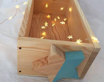 Box-wood drawer