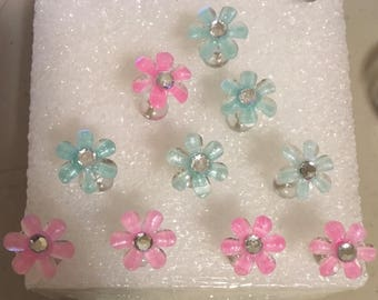 Flower Push Pins