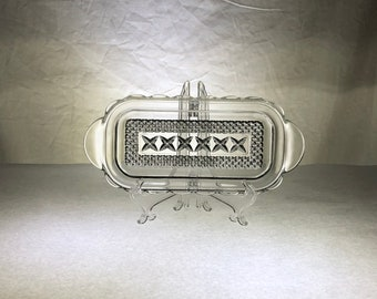 Wexford by Anchor Hocking | Butter Dish Bottom