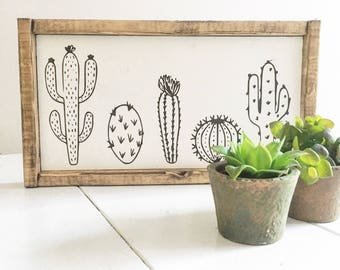 Plant Sign, Fixer Upper Decor, Plant Lady