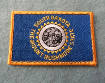 South Dakota - The Mount Rushmore State    Patch