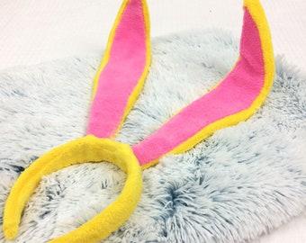 Code Geass Playboy Bunny Ears Cosplay
