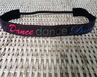 Black Dance Headband - Dancewear for Girls