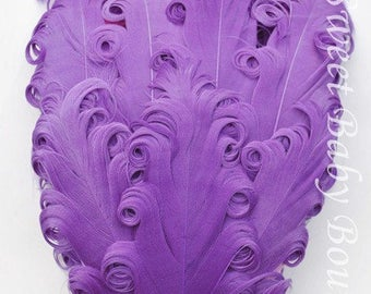 Feather Pad Purple