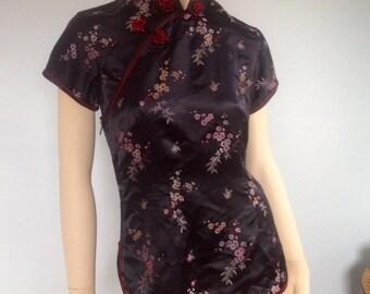 Vintage Cheongsam Shirt
