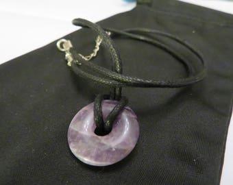 Amethyst Stone necklac