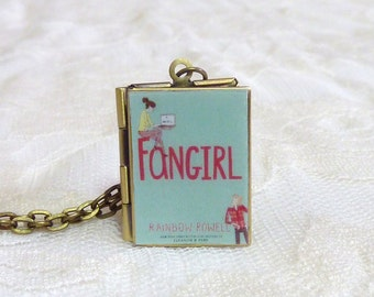 Fangirl Story Locket