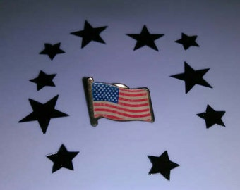 1PC USA Pin