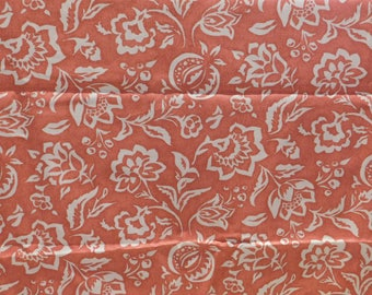 "2.33 yards~Home Decor~Decorator fabric~Mad Cap Cottage Collection from Robert Allen~""Rokeby Road""~54W"
