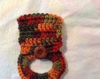 Crochet Kitchen Towel Holders