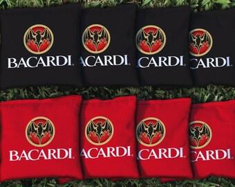 Bacardi Cornhole Bags - Set of 8