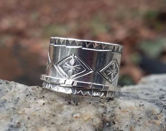 Meditation Ring - size 7