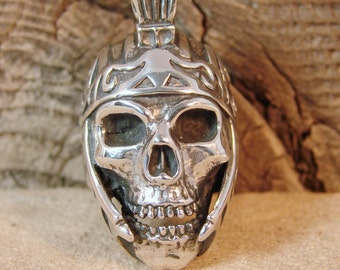 Last Stand Warrior - Sterling Silver Ring - 250