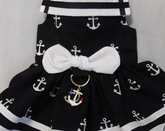 Anchors Away dress