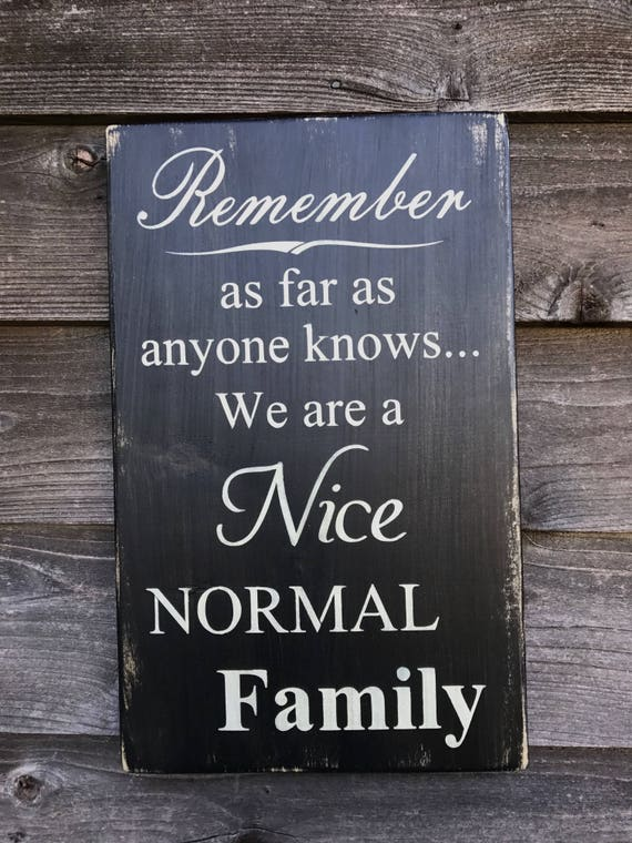 Country Home Decor Wood Signs Family Rules Signs Home