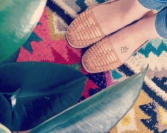 Huarache Sandal Size 37