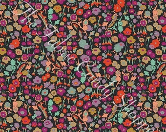 Spices Fusion by Art Gallery Fabrics - Pretty Ditsy Spices - Cotton Woven Fabric