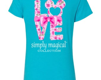 Simply Magical Collection Hannah Tee by DisGear