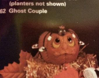 DIY Spider on pumpkin