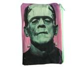 Frankenstein Makeup Bag / Pencil Pouch