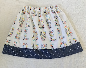 Love Blooms  Skirt size 6