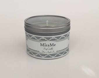 Hot Apple Pie Soy Candle - 4 Oz
