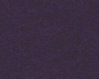 "18"" x 24"" Purple Acrylic Felt FQ - equal to 4 Sheets Felt"